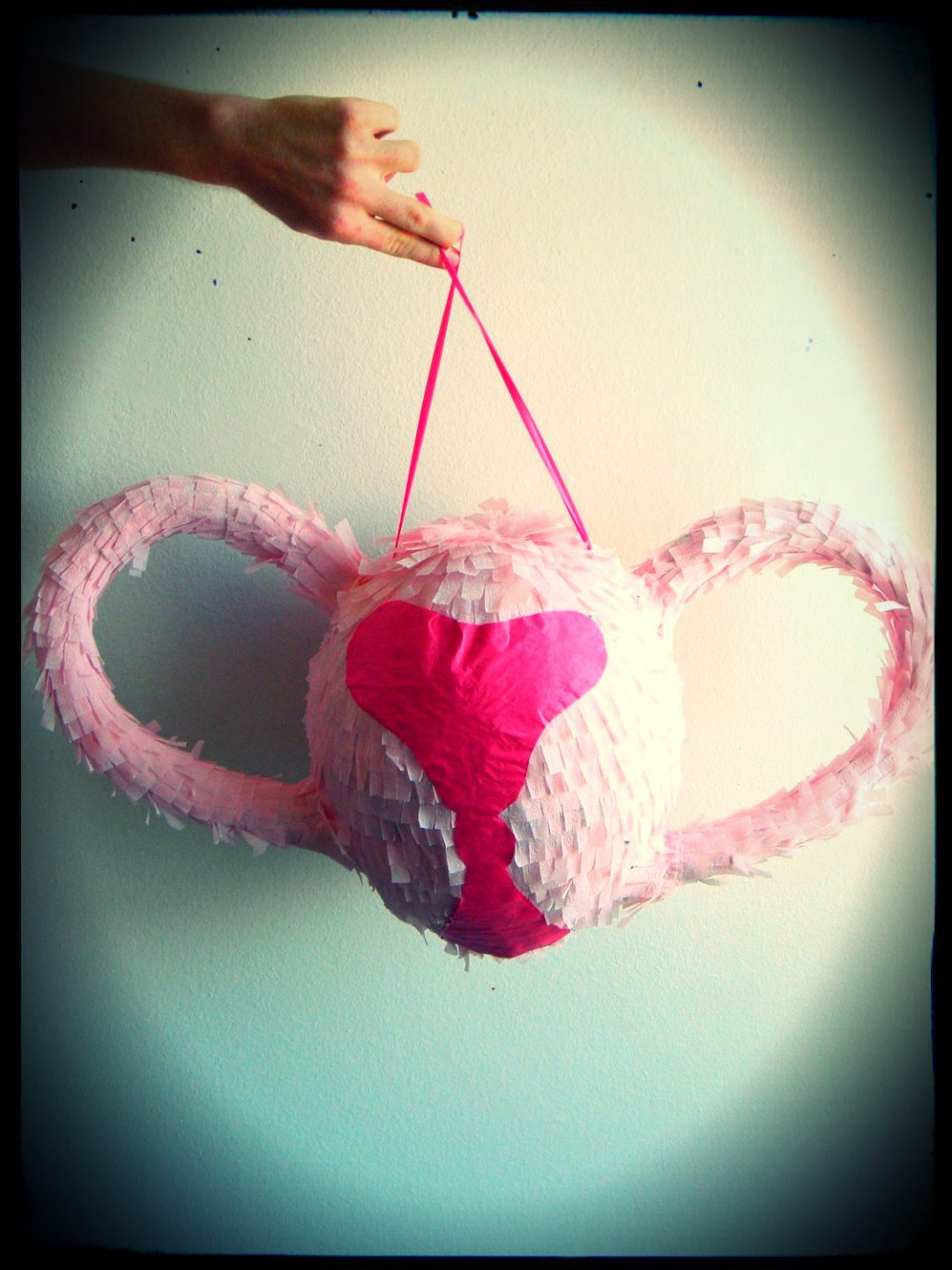 Uterus Piñata - find it on Etsy!