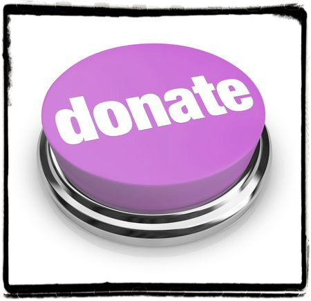 fundraising pushes buttons